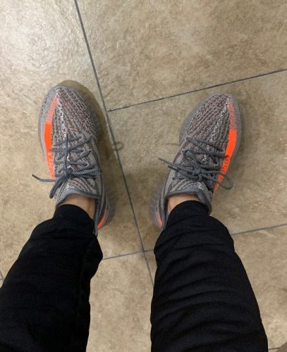 Yeezy 350 Boost V2 Beluga photo review