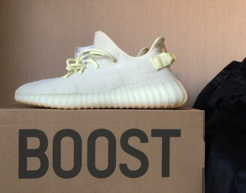 Yeezy  Boost 350 V2 Butter photo review