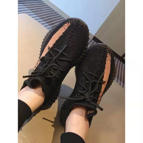 Yeezy 350 Boost V2 Black Copper photo review