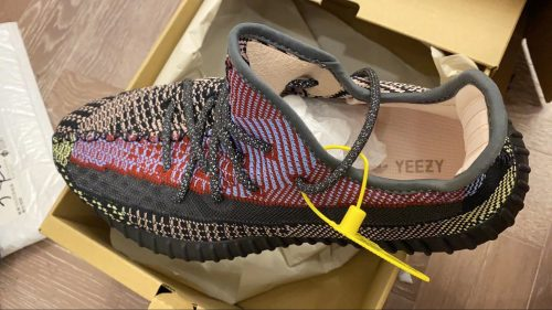Yeezy Boost 350 V2 Yecheil photo review