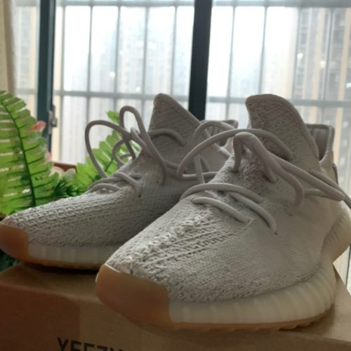 Yeezy 350 Boost V2 Sesame photo review