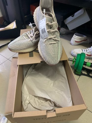 Yeezy Boost 350 V2 Citrin photo review