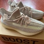Yeezy Boost 350 V2 Citrin - Reflective photo review