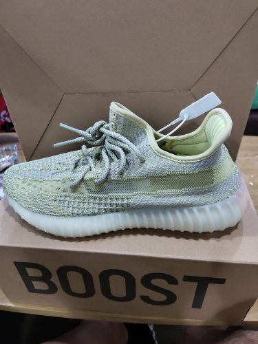 Yeezy 350 Boost V2 Lundmark Reflective photo review