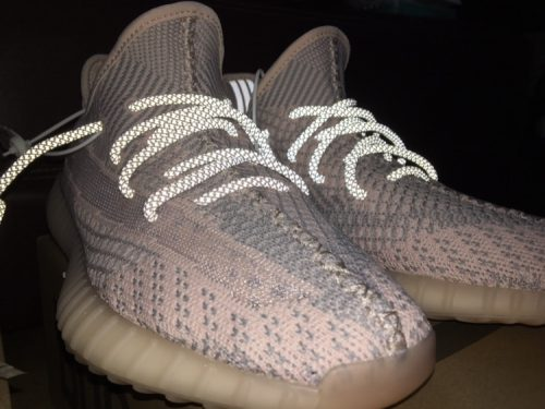 Yeezy 350 Boost V2 Synth photo review
